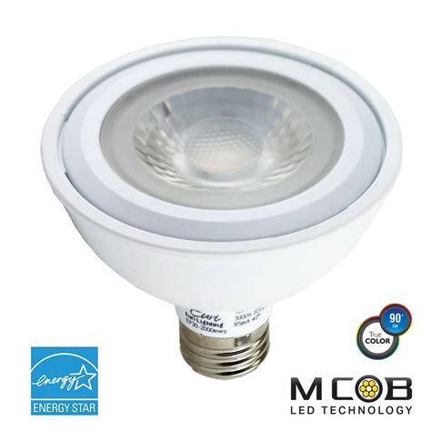 par30 led flood light bulbs euri lighting 75w equivalent warm white 2700k par30