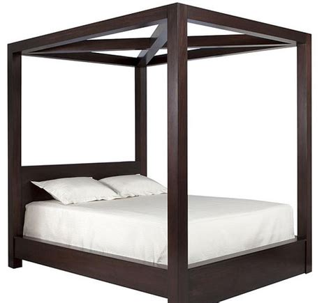 Contemporary Canopy Bed Contemporary Canopy Beds Rainwear