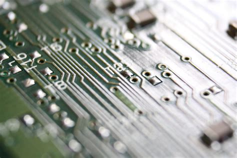 computer integrated circuit board integrated circuit board up picture free photograph photos domain