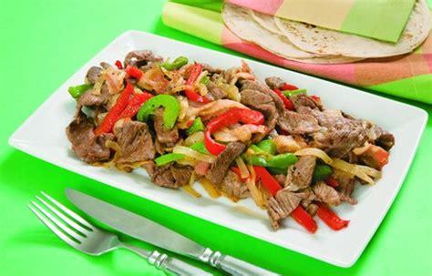 cocinar con pimientos bistecs con pimiento y nopales recetas de cocina f 225 ciles