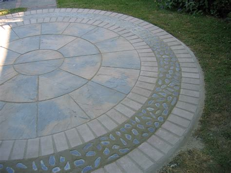 Circular Patio Pavers Az Contracting