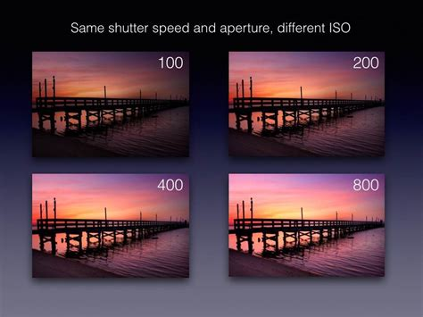 shutter speed mateography iso mateography
