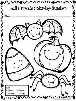 halloween coloring pages pre k halloween freebie activities count it and more
