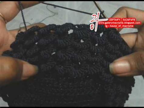 tutorial bros rajut you tube tutorial rajut atau crochet membuat motif spiral youtube