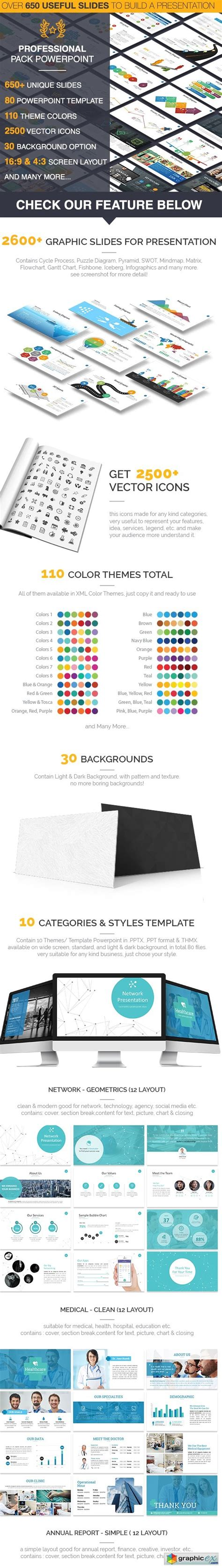 powerpoint template professional pack 187 free download