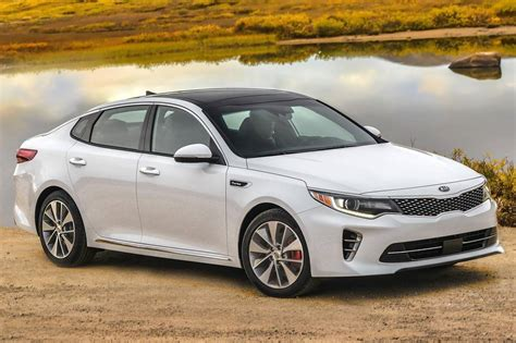 Edmunds Kia 2016 Kia Optima Pricing For Sale Edmunds
