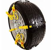 Jeko Snow Chain Belts Tire