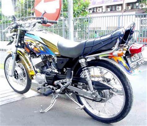 Best Modifikasi Yamaha Rx King  Modifikasi Dan Spesifikasi