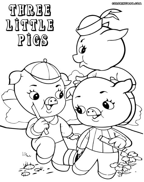 coloring book metacritic 3 pigs colouring pictures coloring pages