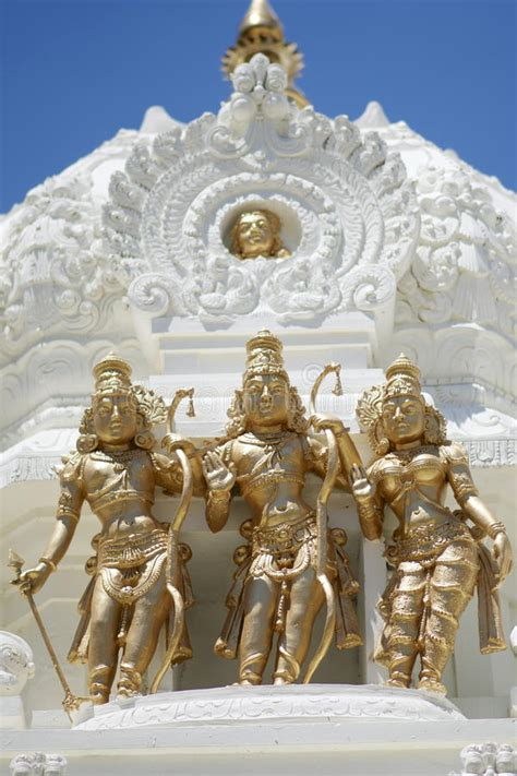 brahma vishnu  shiva fotografia stock immagine