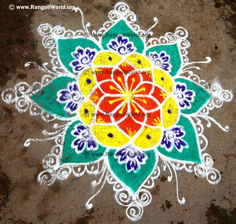 rangoli themes for pongal simple rangoli with spirals