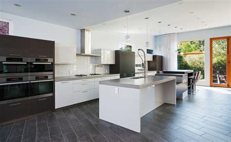 Varsity Contemporary Kitchen Calgary By Rational Kitchen Design Calgary