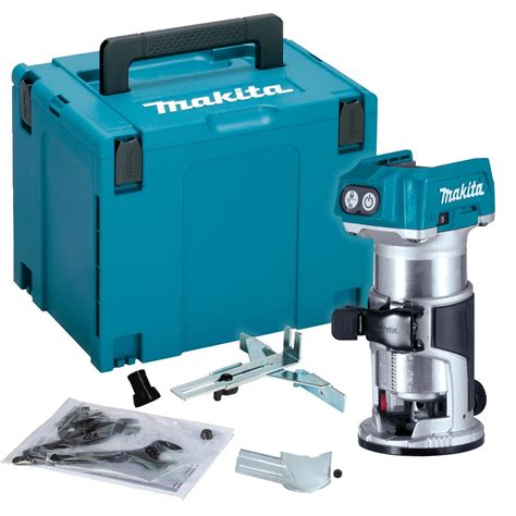 Router Makita makita drt50zj cordless router laminate trimmer only in makpac powertool world