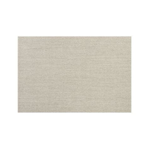 sisal rug crate and barrel sisal linen 4 x6 rug crate and barrel