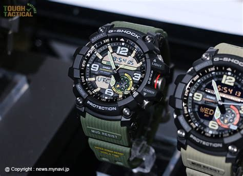 G Shock Gg 1000 1a3dr the new g shock gg 1000 mudmaster powered up with