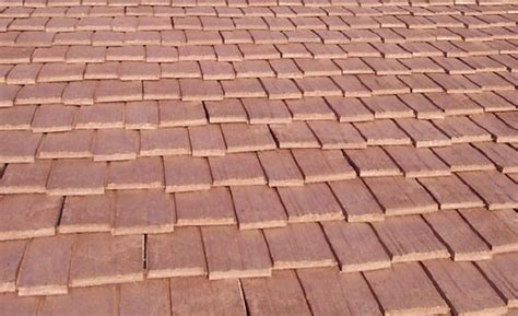 Plastic or Synthetic Roofing Products, Materials
