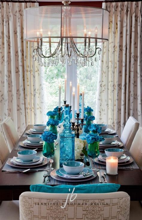 turquoise decorations for home 12 id 233 es de design int 233 rieur turquois bricobistro