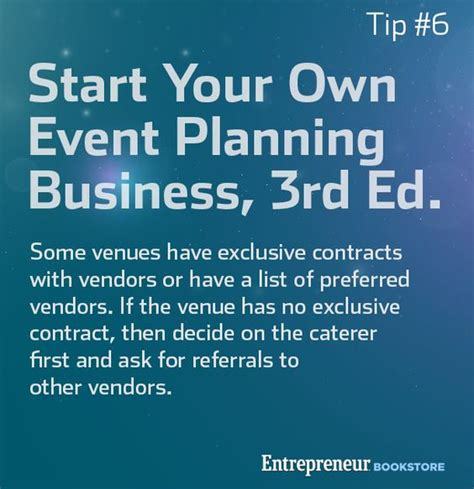 how to start a party planning business from home tips to start your own event planning business start with