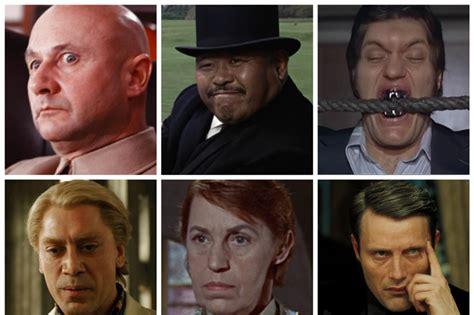 film quiz james bond quiz how well do you know your james bond villains