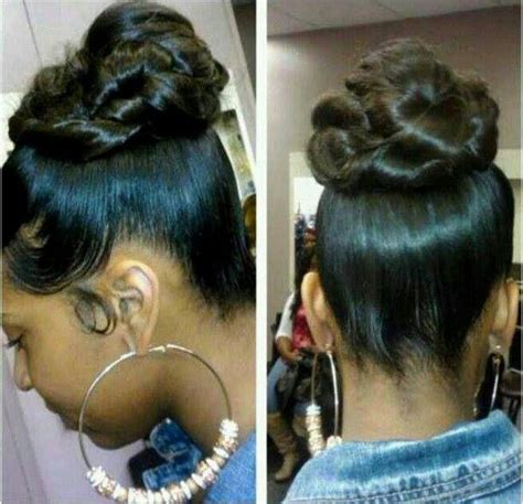 images  protective hair styles  pinterest   grow hair relaxed hairstyles