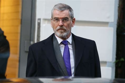 a look at pierce brosnan in the foreigner manlymovie he may look like sinn fein leader gerry adams but you ll