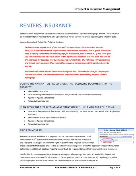 Renters Insurance Letters Best Photos Of Renters Insurance Declaration Page Sle Homeowners Insurance Policy