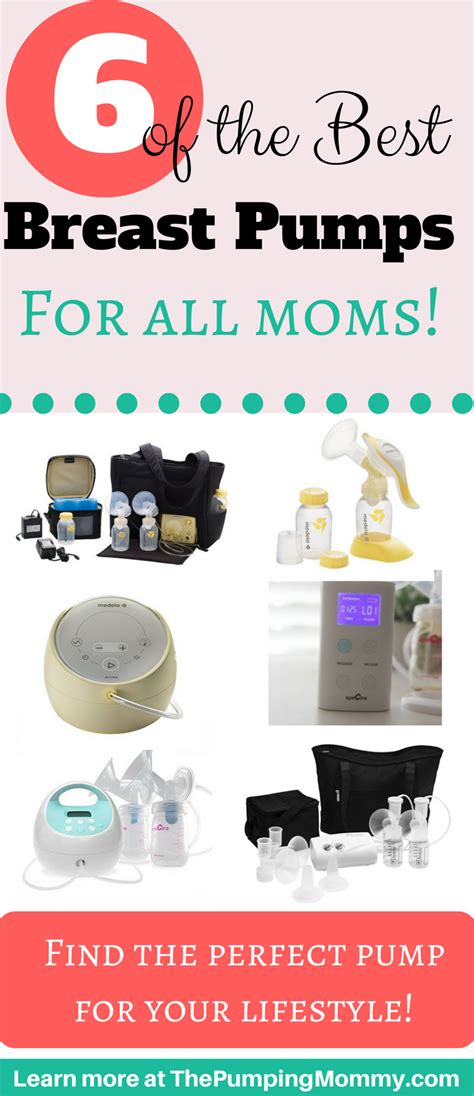 best breast pumps best breast review of 6 different pumps for all