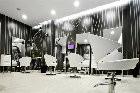 hair salon wall colors modern hair salon interior design ideas from the latest
