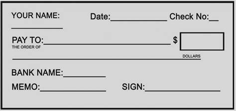 Editable Blank Check Template For Word Infoe Link Editable Blank Check Template