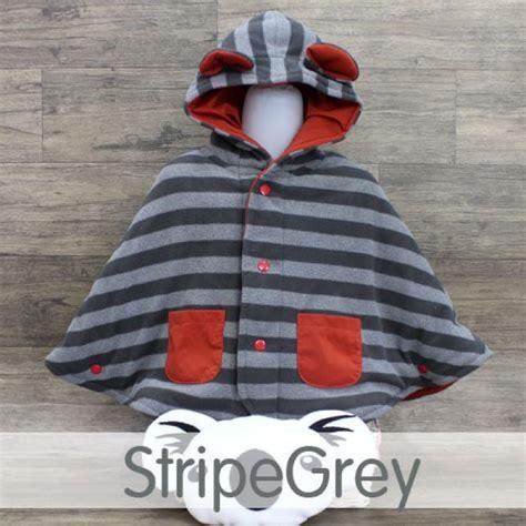 Cuddleme Baby Cape cuddleme baby cape stripe grey