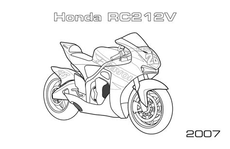 honda motorcycle coloring pages repsol honda motorcycle coloring page car coloring pages
