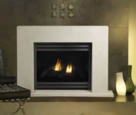 6000 series gas fireplace