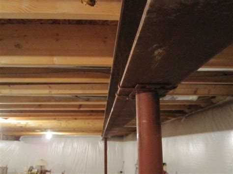 basement beam replacement how much does it cost