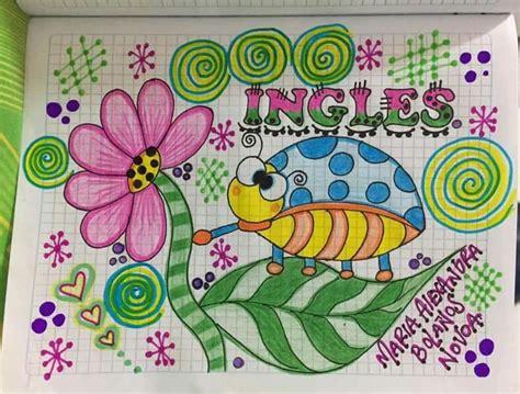 imagenes infantiles para decorar cuadernos cuadernos cuaderno pinterest car 225 tulas para