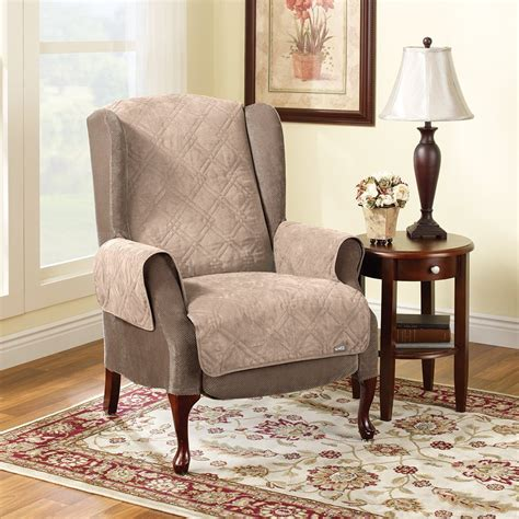 White Leather Wingback Chair Design Ideas Furniture Leather Wingback Chair With Wingback Chair Recliner Sofas With Brown Wooden Floor And