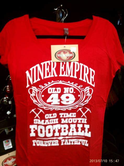 sf 49ers fan store 132 best niner empire san francisco 49er fan store images