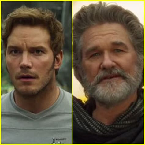 kurt russell watches the the thing 2011 trailer celebrity gossip and entertainment news just jared