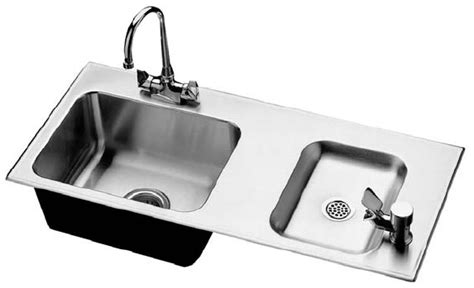 8 Faucet Ada Compliant Stainless Steel Classroom Sinks