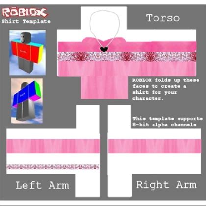Cute Girl Roblox Templates Roblox Clothes Template