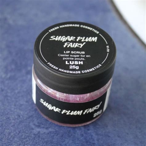 Lush Sugar Plum lush sugar plum lip scrub goodness gorgeous