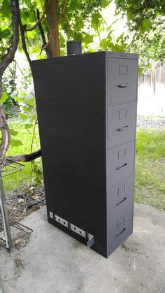 1000 ideas about filing cabinet smoker on diy