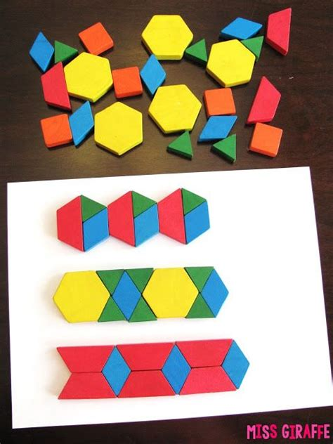geometric pattern games 9069 best images about early childhood math prek 2 on