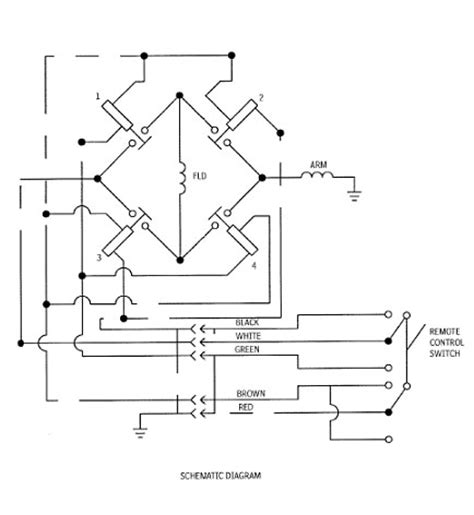 remote winch solenoid wiring diagram remote