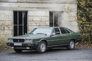 1983 Maserati Quattroporte 1979 1986 Maserati Quattroporte Iii Review Supercars Net