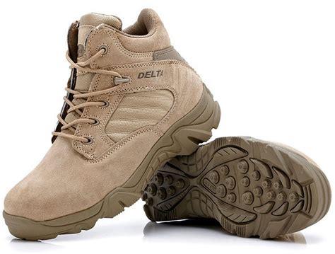 mens desert combat boots high quality autumn winter tactical boots