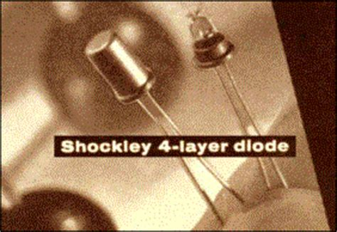 shockley diode project william shockley diode 28 images register of components 02 a technology corp shockley diode