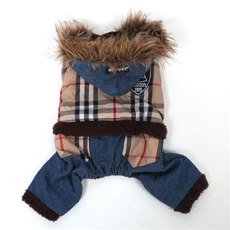 winter jackets for dogs 2015 fashion jacket designer warm plaid winter coats pet clothes windbreak