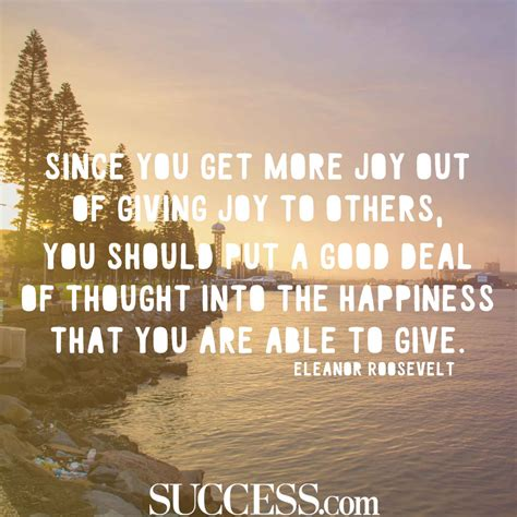 15 Inspiring Quotes About Giving | SUCCESS