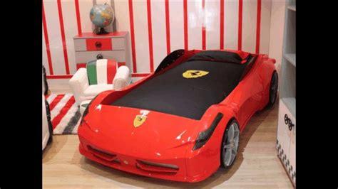Ferrari Bett by Aero Ferrari Look Car Bed Youtube