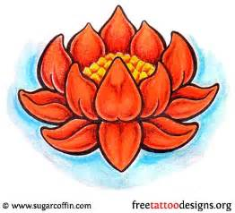Lotus Flower Design 90 Lotus Flower Tattoos